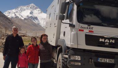 Mount Everest Wheels - Everest ER Vehicle