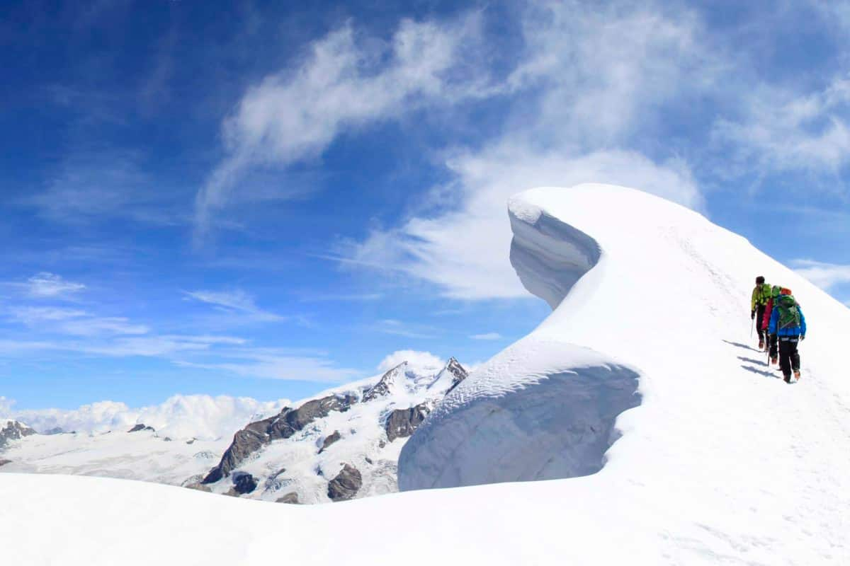 Hypoxia and Frostbite on Mount Everest