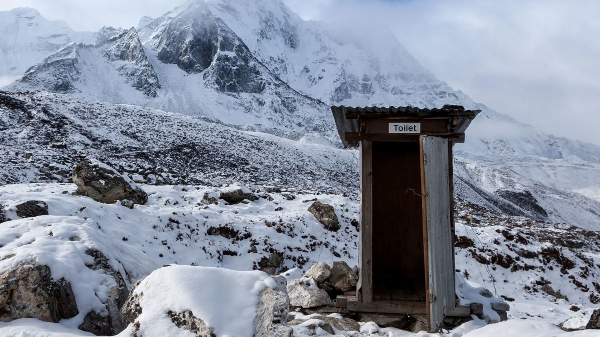 Diarrhea on Mount Everest Tips & Tricks