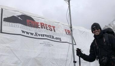 Spring 2014 Staff Everester Staff