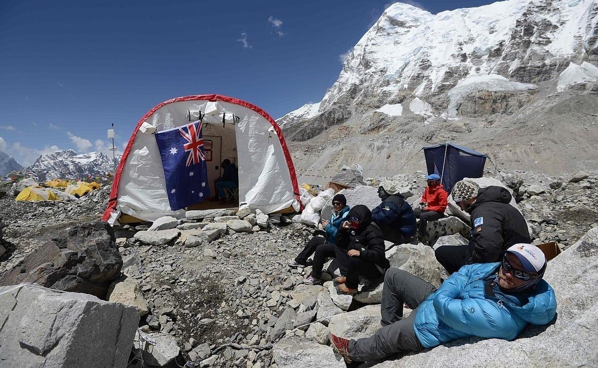 Thanks Dr. Drew Mount Everest Emergency Doctor
