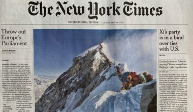 Everest ER Publications in the News