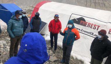 Everest ER Staff