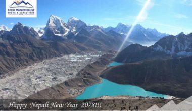 Happy Nepali new year!