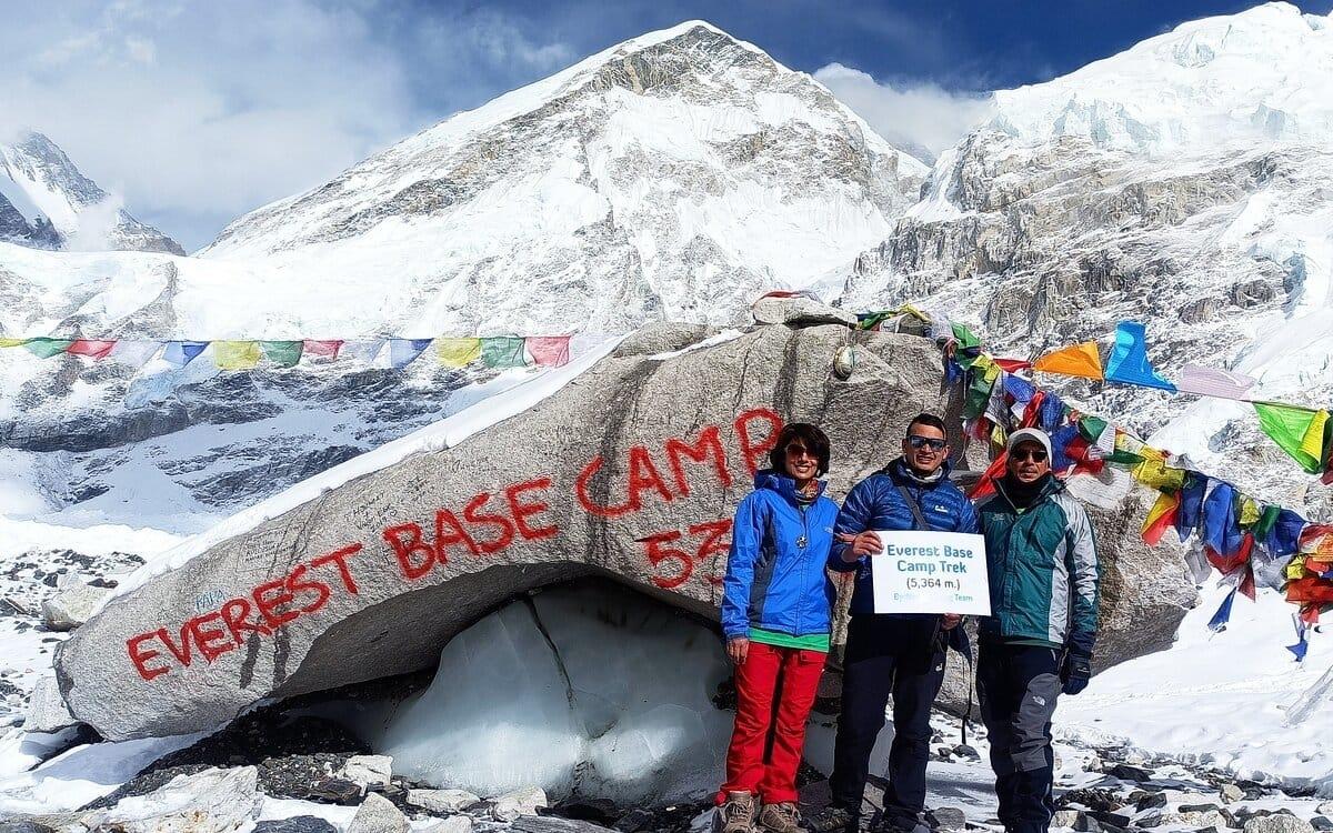 3 Weeks at EBC Everest Base Camp