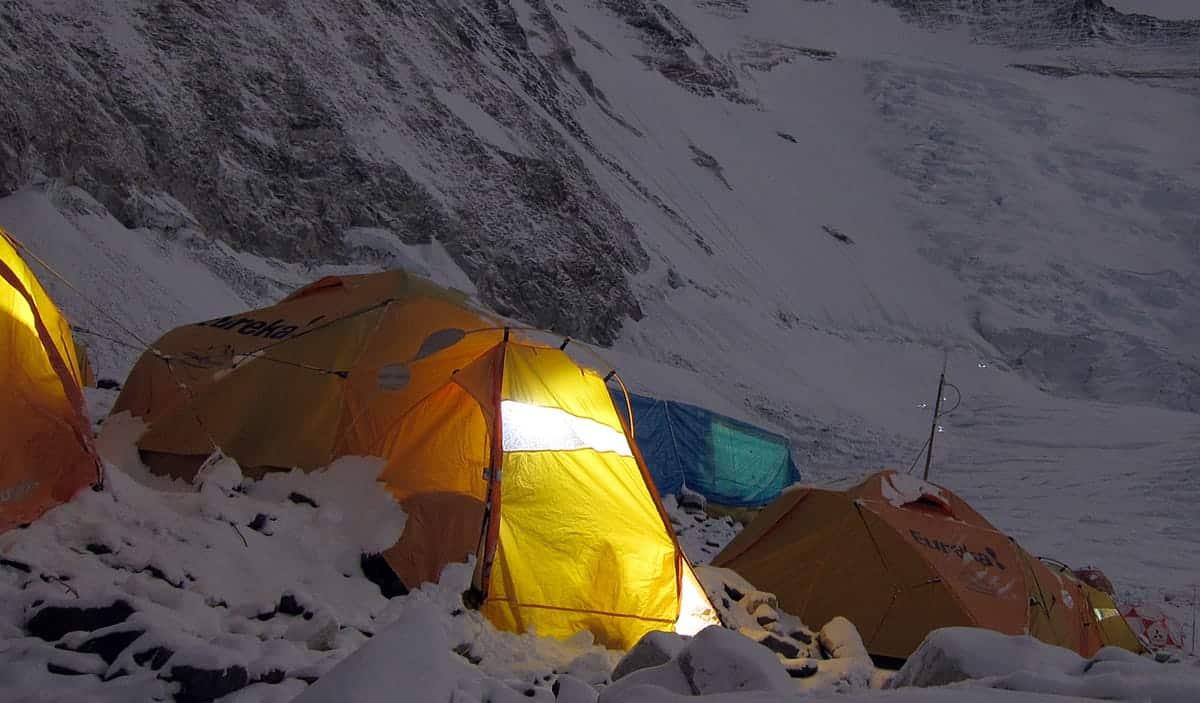 Carbon Monoxide Poisoning Mount Everest